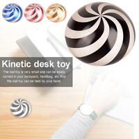 Kinetic Desk Toys Full Body Optical Illusion Fidget Spinner Ball Full Gift