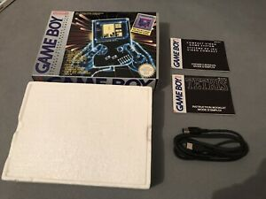 Nintendo Game Boy - Boîte FAH Pack Tetris - GB Gameboy Nintendo