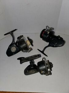 Vintage Lot of 3 South Bend Classic 935 + More Spinning Estate Fishing Reels