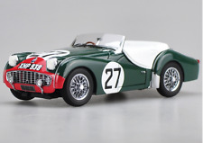Kyosho 1/18 Alloy car model Triumph TR3S 1959 le mans Die casting model