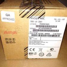 Avaya EU24BL 2XU-A-2001 Backlit for 4620, 4621SW & 5621SW phones New in Open Box