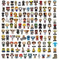 Bobblehead Bobble Head Marvel Disney Star Wars Collectible Funko Pop No Box B2