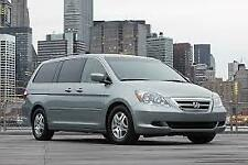 2005-2006 Honda Odyssey LX Repair Workshop Manual Ebook