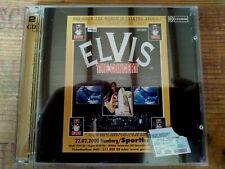 RARE ELVIS PRESLEY 2-CD SET - ELVIS THE CONCERT HAMBURG 2000 - RESURRECTION