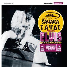 Elvis Collectors CD - Tahoe '73