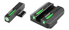 TruGlo TFX XTREME Tritium/Fiber Sights - FNP, FNS FNX 9mm -TG13FN1A