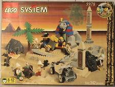 NEW Lego Adventurers 5978 Sphinx Secret Surprise SEALED