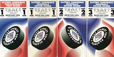 1994 STANLEY CUP CHAMPIONS NEW YORK RANGERS - PLAYOFF RD 1 RD 2 TICKET STUB