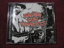 MACHINE GUN ROMANTICS Everything So Far CD Hatred Surge Insect Warfare Infest