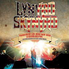 LYNYRD SKYNYRD - PRONOUNCED/SECOND HELPING: LIVE 2 CD NEUF
