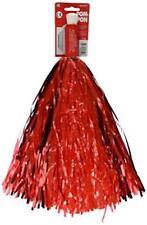 Red 15in Pom Pom