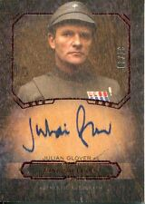 Star Wars Masterwork 2016 Wood Autograph [*/10] Julian Glover