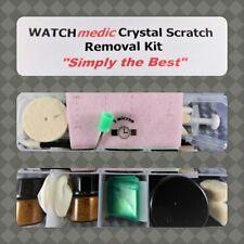 Watch MEDIC Crystal Scratch Repair-Cell-Tablet-iPhone-EyeWear-Deep Scratches too