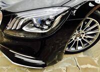 Mercedes Benz S Klasse W222 MOPF Scheinwerfer facelift adapter