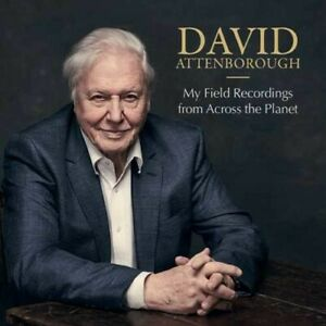 David Attenborough - My Field Recordings From Across The Planet [New CD] Deluxe