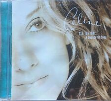 Celine Dion All the Way A Decade of Song CD Album VGC