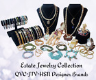 Estate JEWELRY Lot-KIRKS FOLLY-Joan Rivers-925-CLOISONE-Suzanne Somers-ITALY