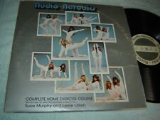 Audio Aerobics 2LP with booklet 1979 Susie Murphy and Leslie Lillien