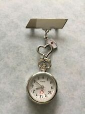 Nurse Heart Fob Watch