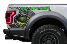 Ford Raptor F150 SVT Rear Quarter Panel Graphic Kit Truck Decal Set 15-18 EYE