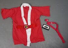 Rare Vtg 1995 Mighty Morphin Power Rangers Fitness Training Cassette Belt costum