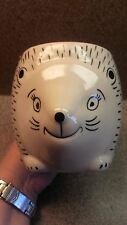 New Yokohama Studio Hand Painted Figural Hedgehog Porcupine Possum Coffee Mug