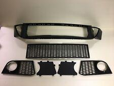 BMW F10  F11 2010- M-tech bumper grille FULL grill set NEW