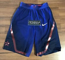 Nike USA Basketball 2016 Rio Olympics Player Issued Vapor Shorts Mens Sz 32 NEW!