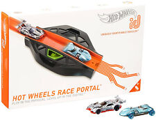 Hot Wheels id Race Portal Set [+2 Exclusive id Cars] - New/Sealed/XHTF [E-808]