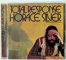 Horace Silver Quintet/Sextet -Total Response CD (NEW) 1970 Jazz/Funk Re-Issue