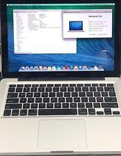 """Apple MacBook Pro A1278 13.3"""" Laptop - MB990LL/A (June, 2009)"""