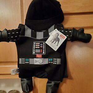 Star Wars Darth Vader Petco Dog Costume New
