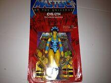 1982 Mattel MOTU Vintage Evil-Lyn - MOC - Free Ship