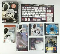 Tom Clancy's Rainbow Six Rogue Spear Platinum Pack + SWAT 3 BONUS PC Game