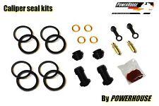 Honda CB600FS Hornet S CB-600-FS2-F22 2002 02 front brake calipers seal kit