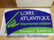 Fahnen Flagge Loire Atlantique - 90 x 150 cm
