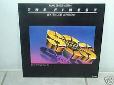 "*****SOS BAND""THE FINEST""12""Inch Tabu Records*****"