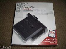 NINTENDO DS LITE MAX MEDIA PLAYER CARTRIDGE ADAPTER 4GB HDD 4 GB Drive USB Boxed