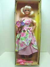 Avon Special Edition Spring Petals Barbie doll