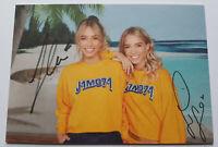 ⭐⭐⭐⭐ LISA und Lena  ⭐⭐⭐⭐ Orig.  Autogramm Autogrammkarte  ⭐⭐⭐⭐ Zwillinge  ⭐⭐⭐⭐⭐