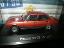 1:43 Ixo Peugeot 504 GR TN 1985 in VP