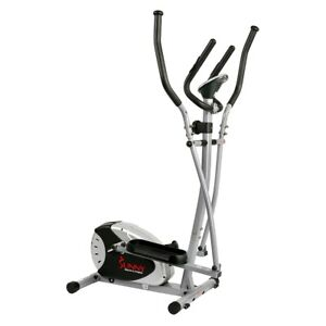 Sunny Health Fitness SFE905 Magnetic Elliptical Bike