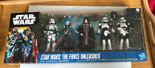 Star Wars The Force Unleashed Sith & Imperial Trooper Action Figure Set