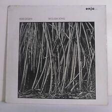 """33 tours Bob DEGEN Disque Vinyle LP 12"""" SEQUOIA SONG - ENJA 2072 RARE"""