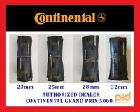 CONTINENTAL Grand Prix GP 5000 Clincher Tire 700 x 23 25 28 32 DAMAGED PACKAGING