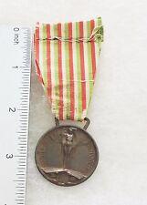 Italy WW I Commemorative Medal