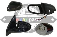 FORD FALCON FG 02/2008-2014 LEFT HAND SIDE DOOR MIRROR ELECTRIC BLACK