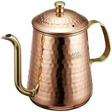 Kalita Coffee Pot Copper 600 ml # 52071