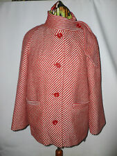 LADIES WINDSMOOR PURE WOOL COAT     SIZE UK 14