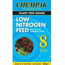 Chempak No.8 Low Nitrogen Feed 800G
